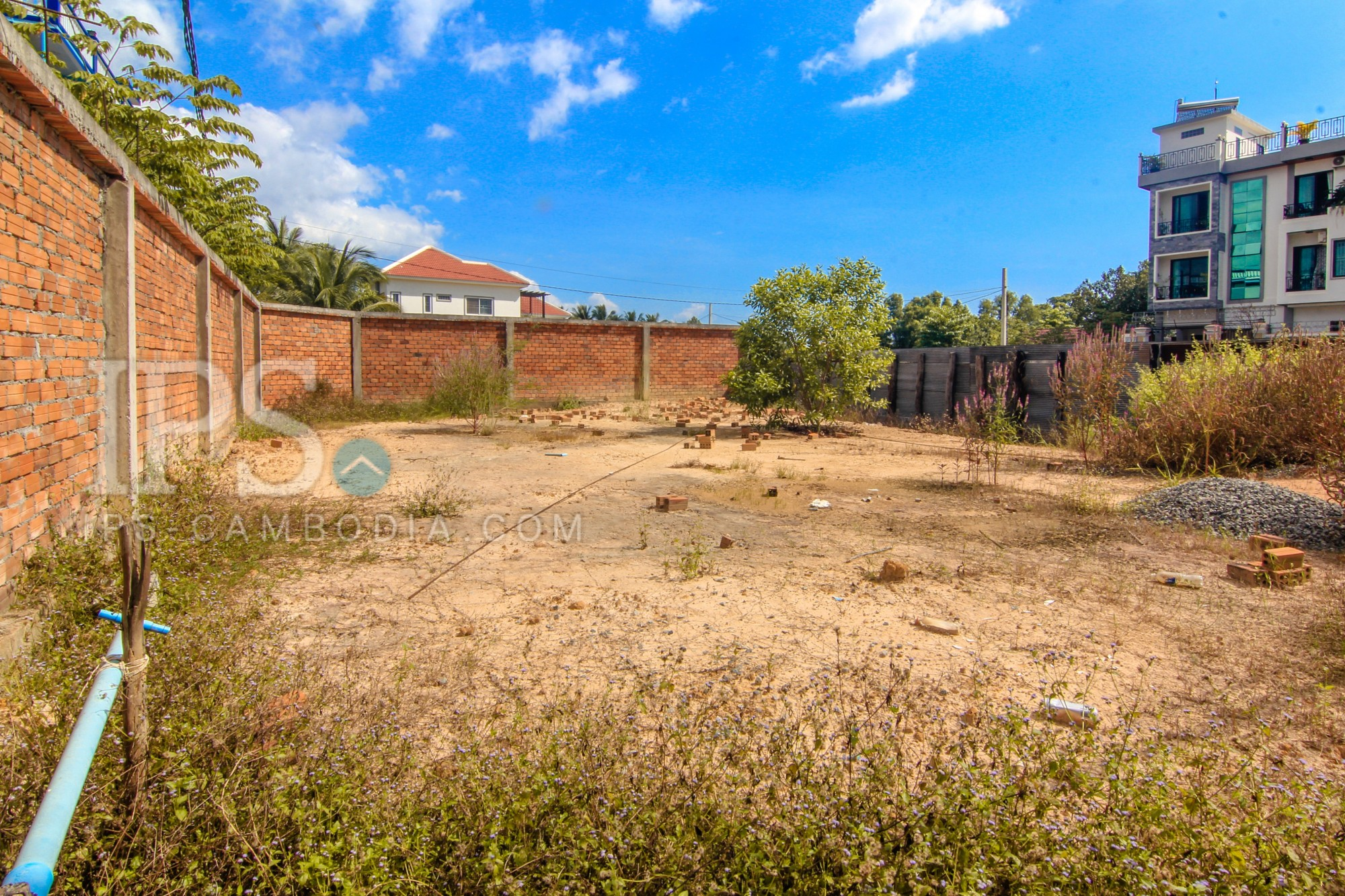 233 Sqm Land  For Sale - Sala Kamreuk, Siem Reap