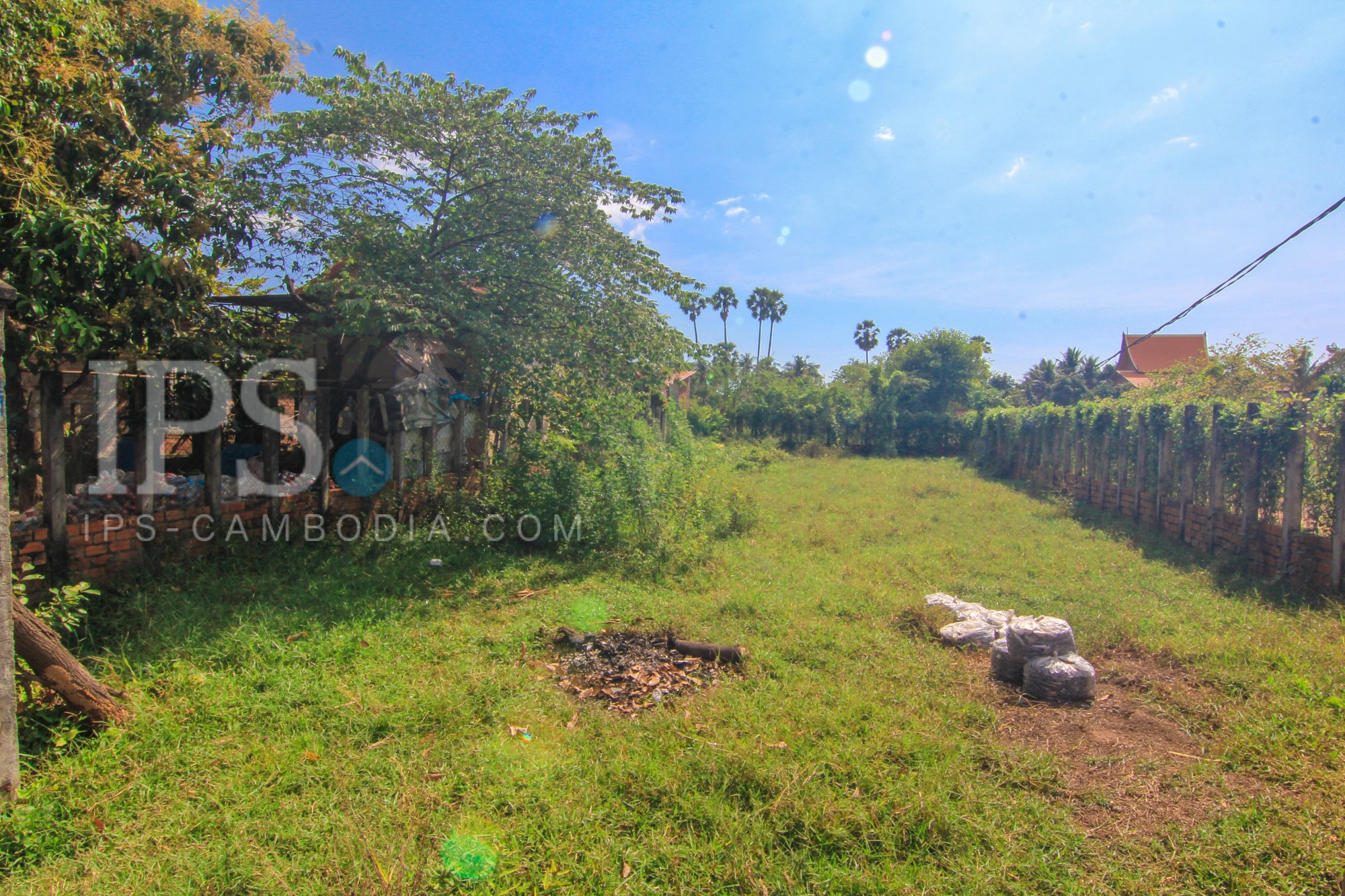 250 Sqm Land For Sale - Sala Kamreuk, Siem Reap