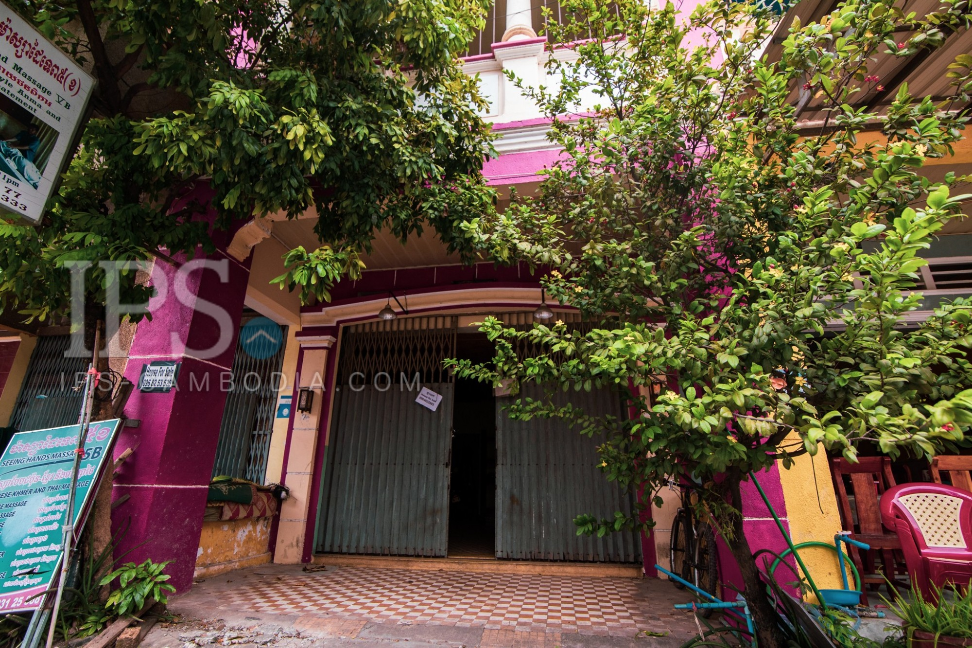 Commercial Property For Sale - Kampot, Cambodia