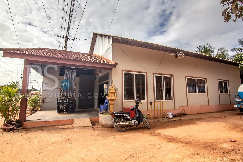 2 Bedroom Bungalow For Sale - Sambour, Siem Reap