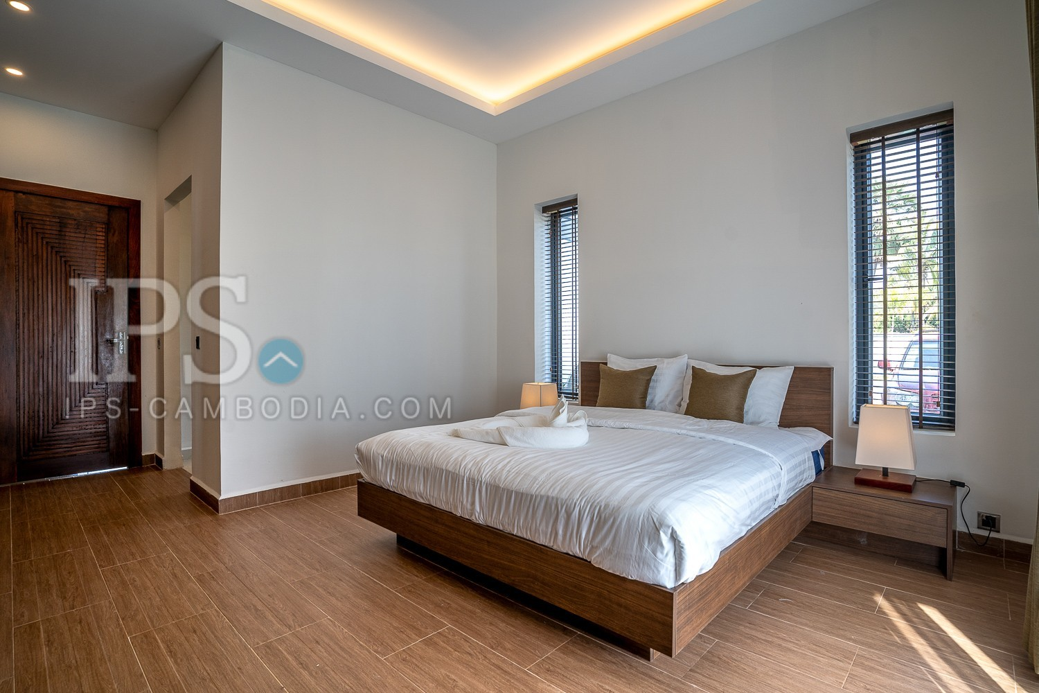 2 Bedroom Apartment For Rent - Chreav, Siem Reap