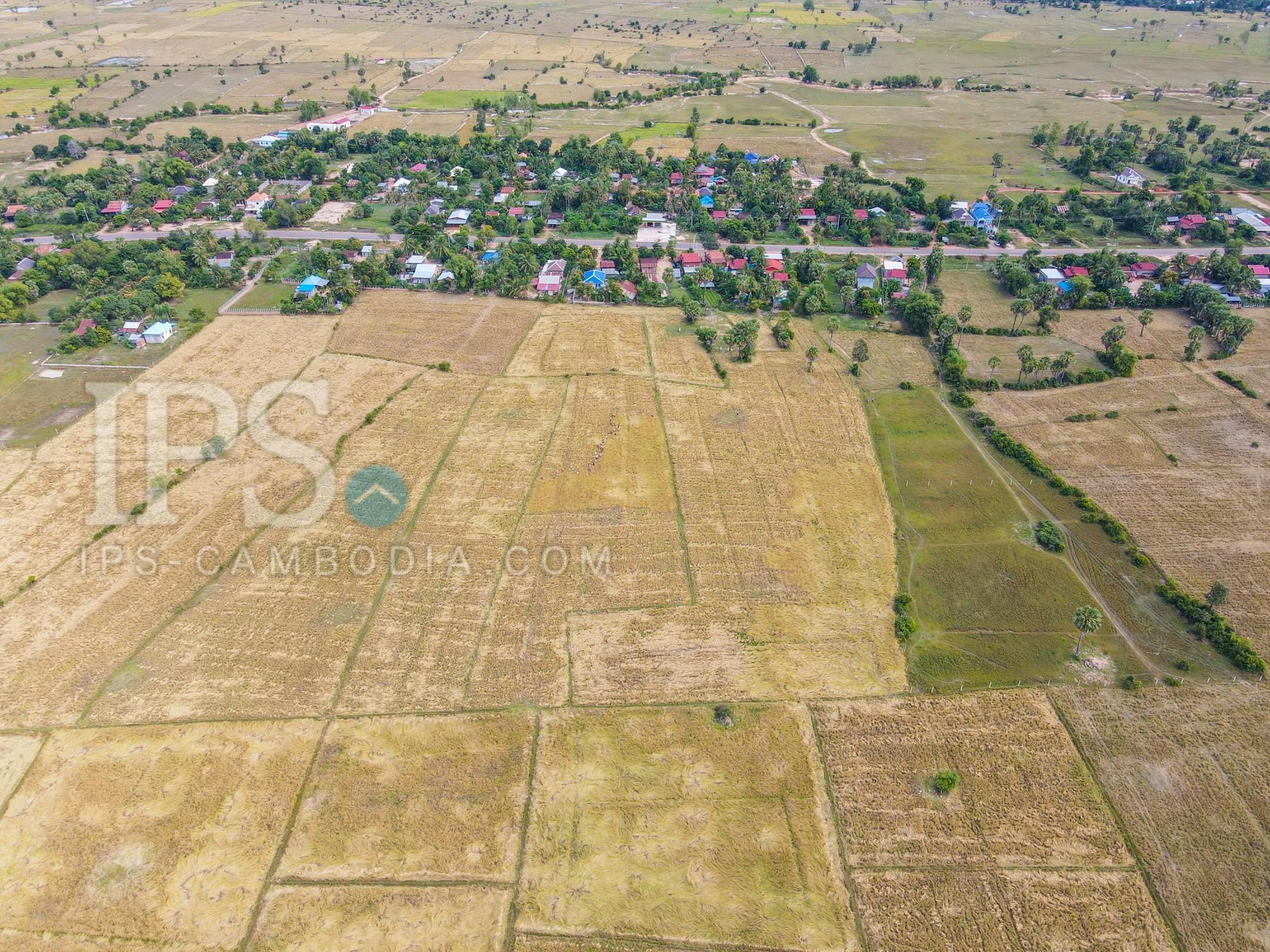 28215Sqm Land For Sale - Bakong, Siem Reap