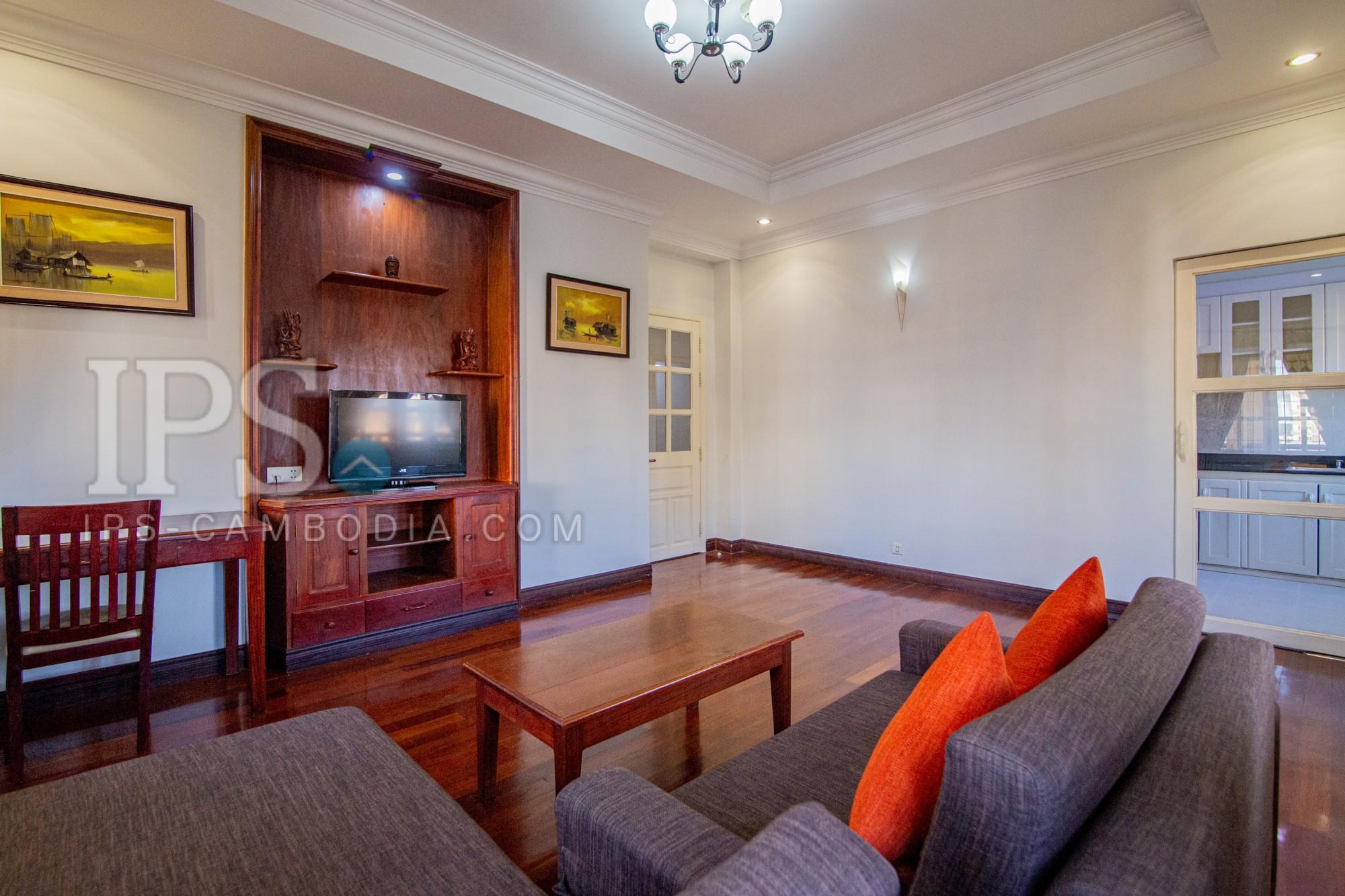 Toul Kork - 1 Bedroom Apartment for Rent