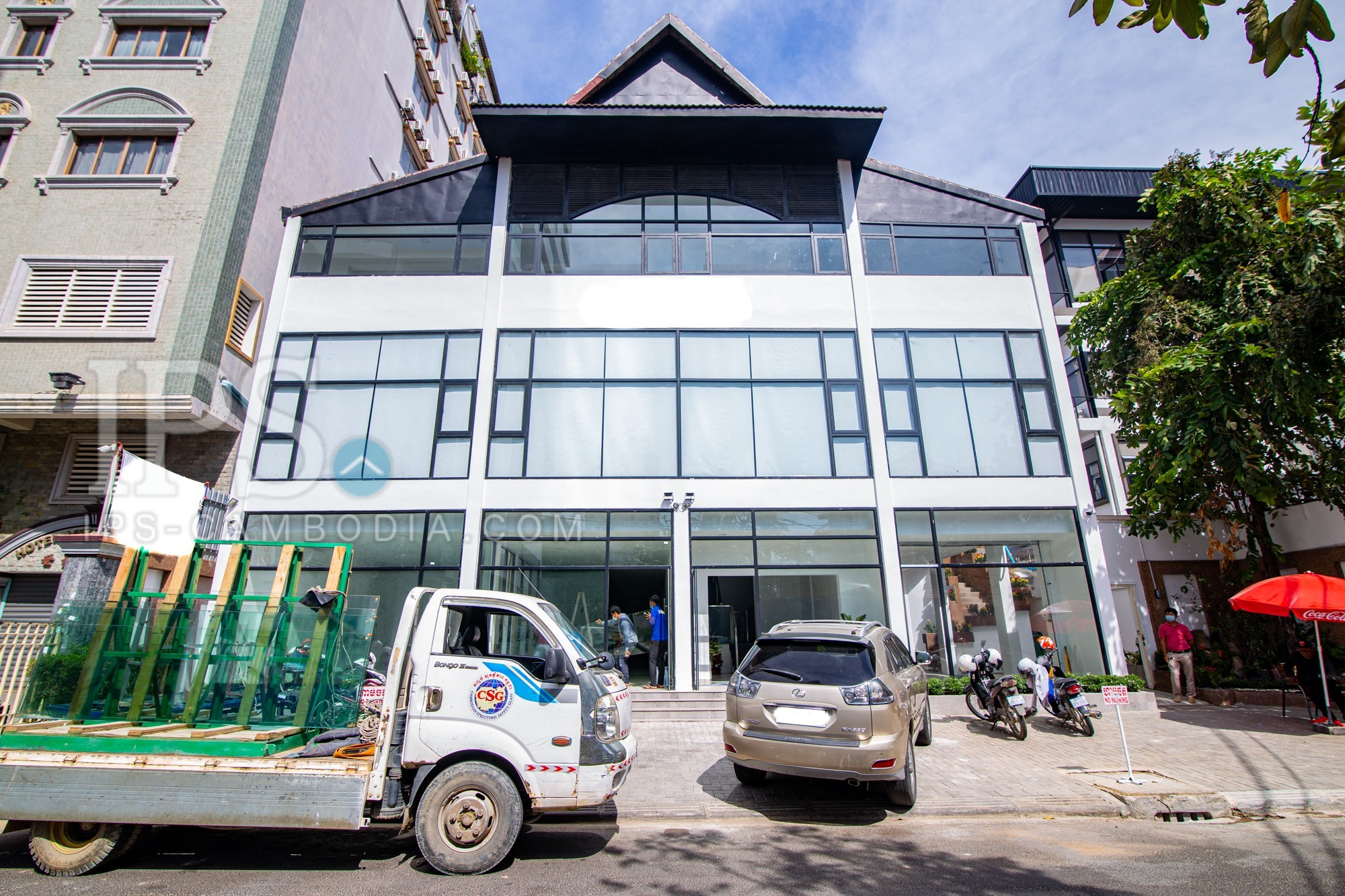 Co-Working Spaces For Rent - Daun Penh, Phnom Penh