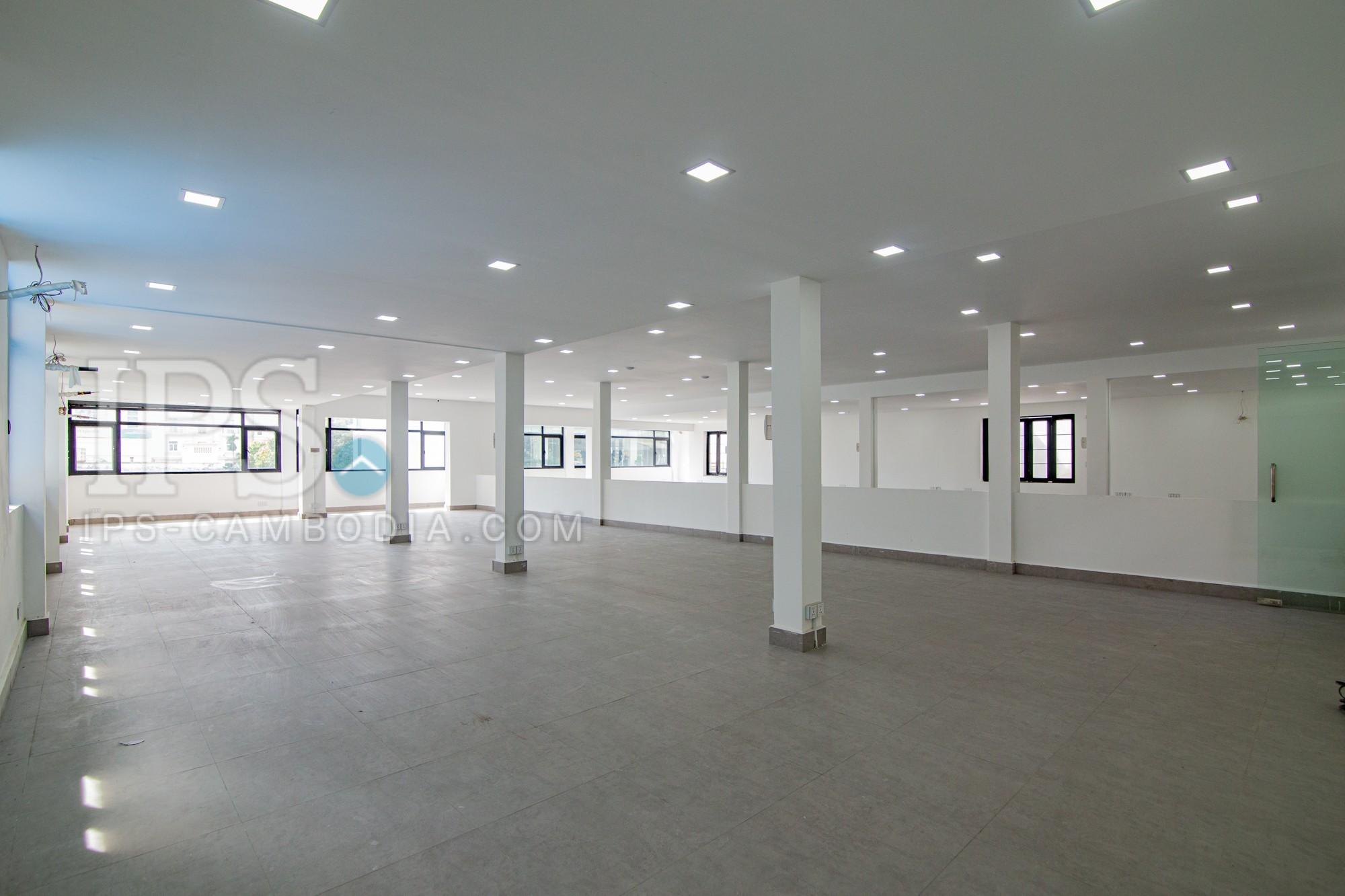 350 Sqm Office Space For Rent - Daun Penh, Phnom penh