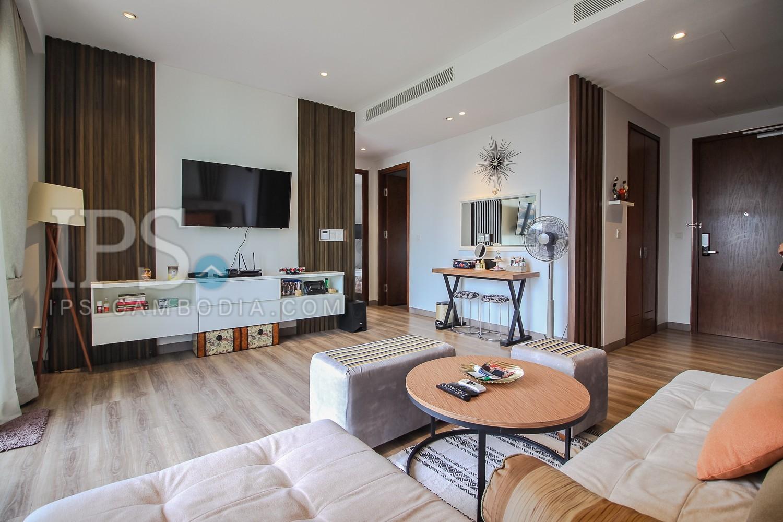 2 Bedroom Condominium For Rent - Embassy Central, BKK 1, Phnom Penh