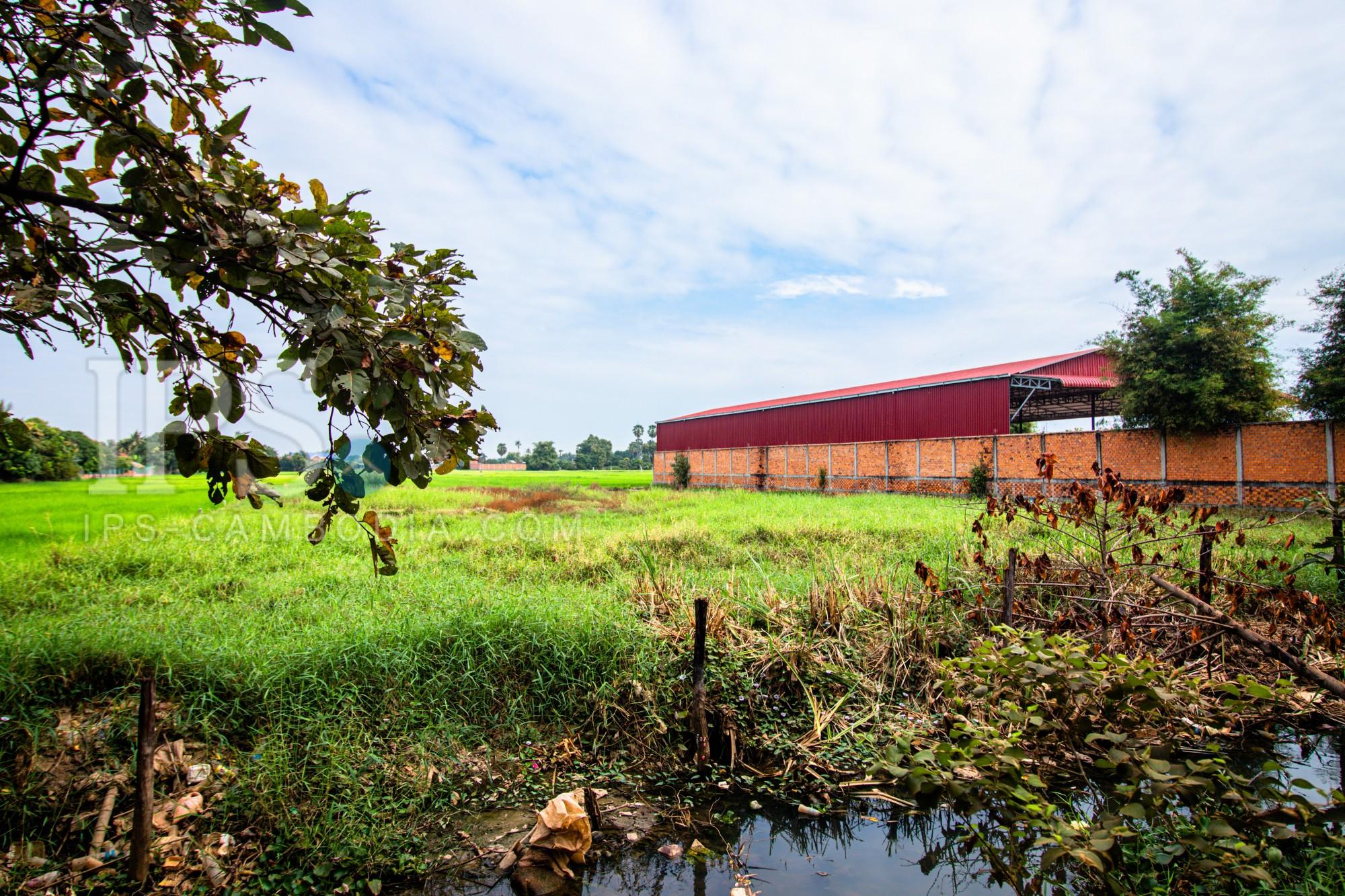 2571 Sqm Land For Sale - Wat Athvea, Siem Reap