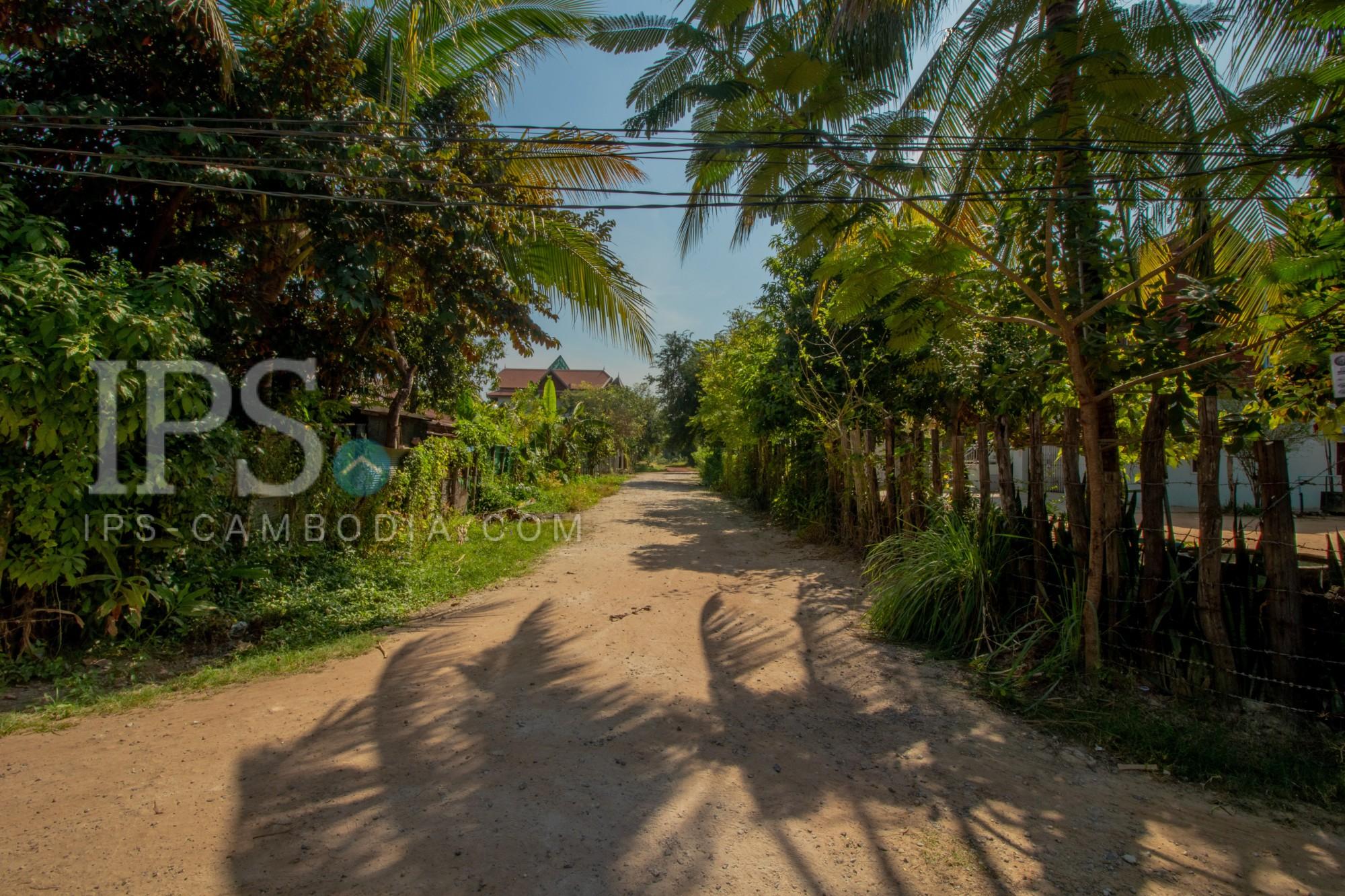 1162 Sqm Land For Sale - Sro Ngae, Siem Reap