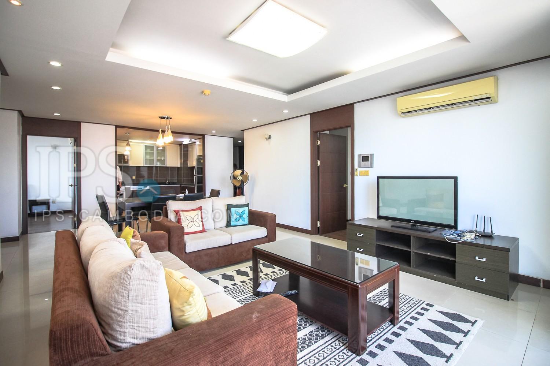 3 Bedroom Condo For Rent - Toul Kork , Phnom Penh