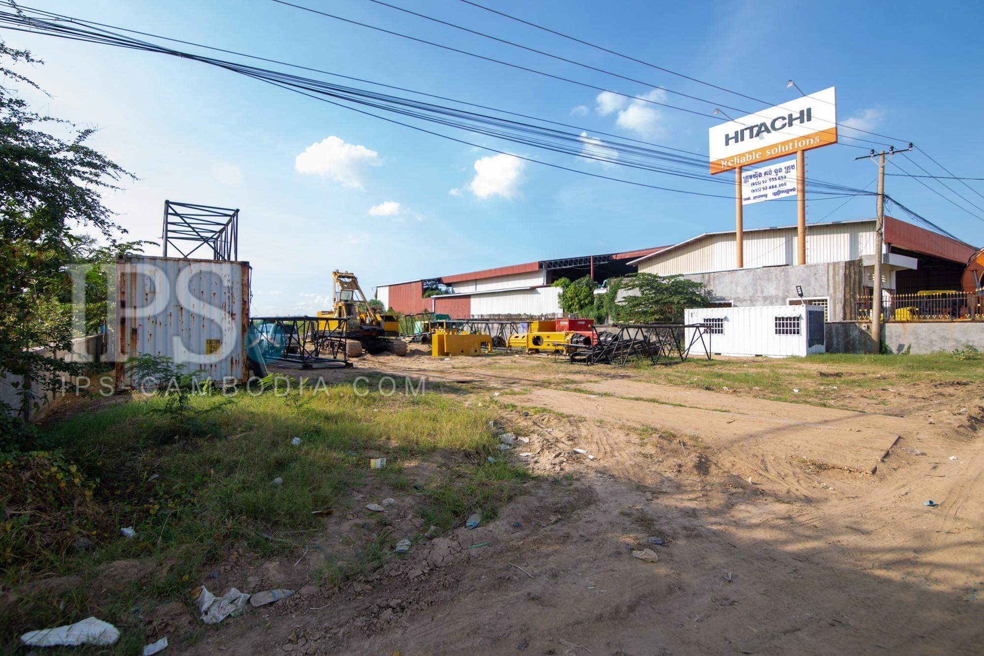 52522 Sqm Land For Sale - Prek Leap, Chroy Changvar, Phnom Penh
