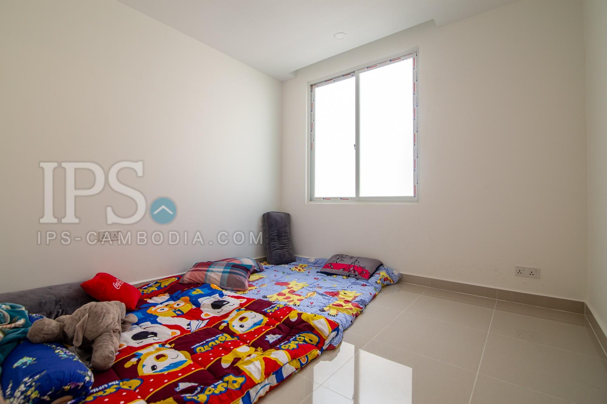 3 Bedroom Twin Villa For Sale - Chroy Changvar, Phnom Penh