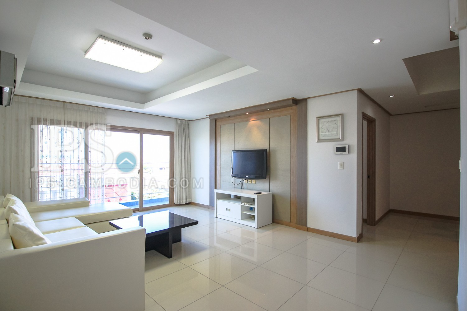 3 Bedroom Apartment For Rent - Toul Kork, Phnom Penh