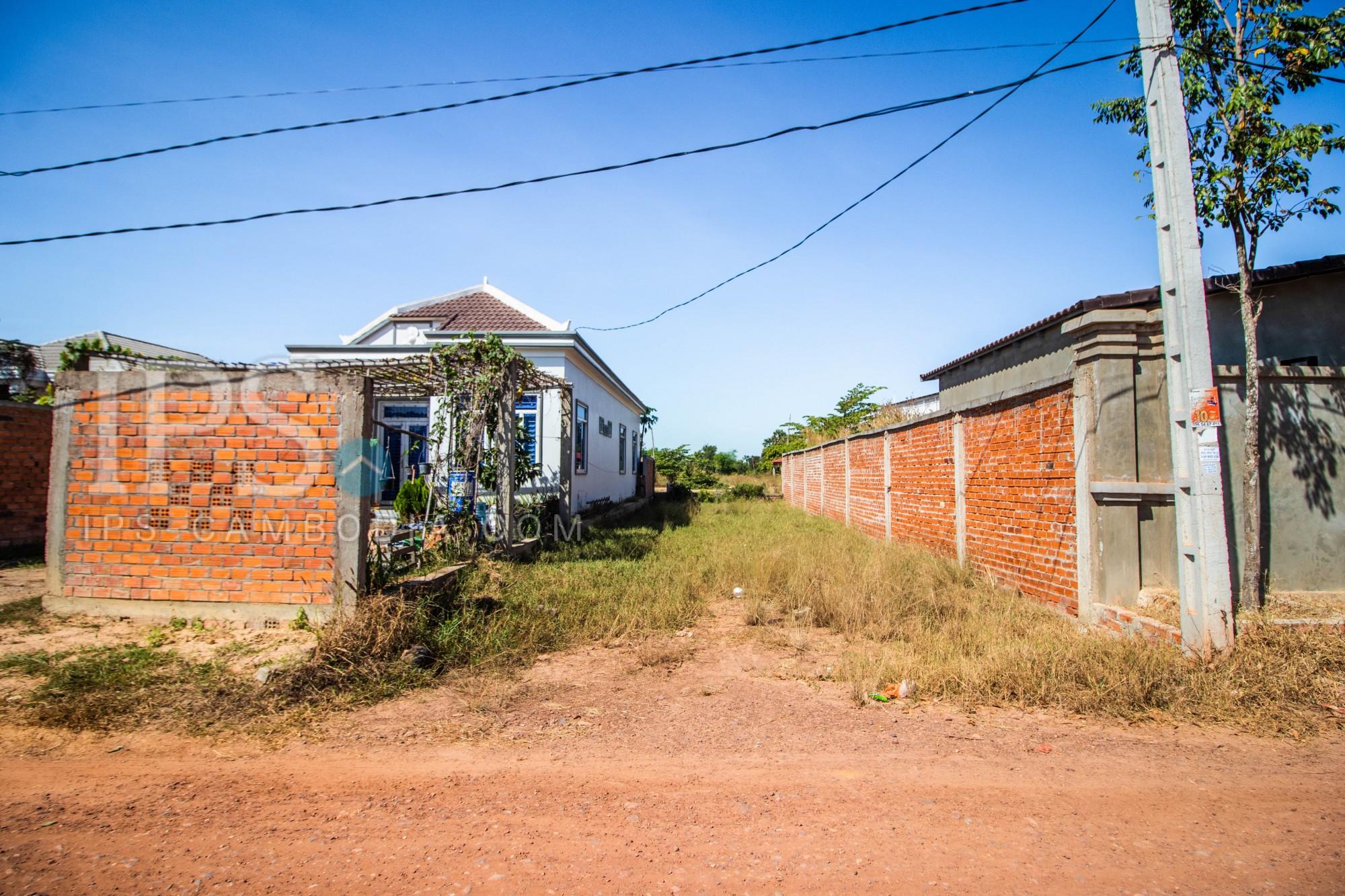 210 Sqm. Land For Sale - Sra Ngae, Siem Reap
