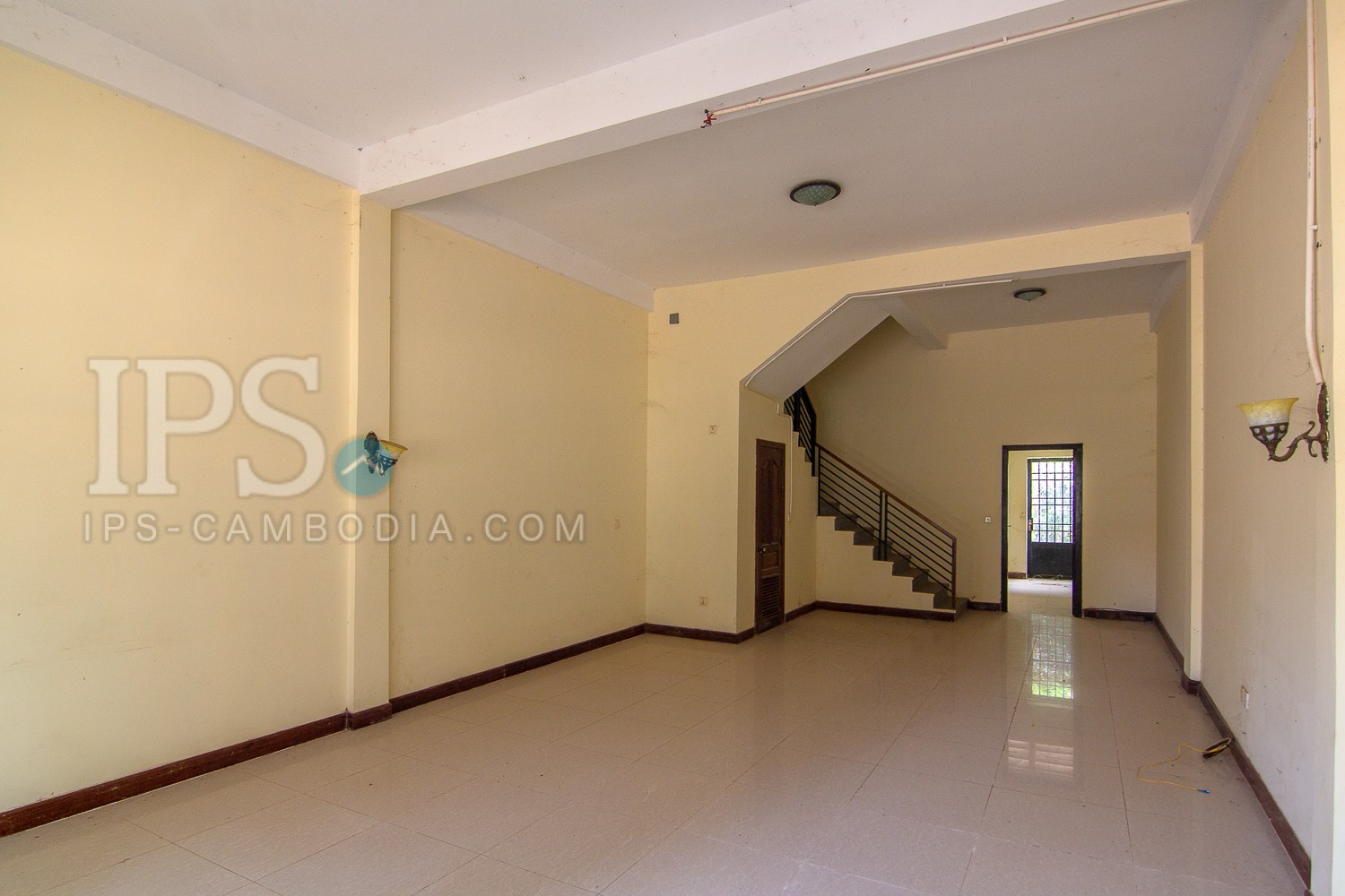 3 Bedroom Twin Villa For Sale - Svay Thom, Siem Reap