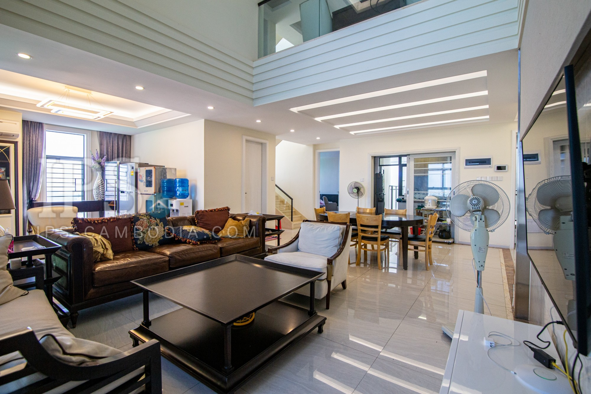 3 Bedroom Duplex Penthouse For Sale - Toul Kork, Phnom Penh