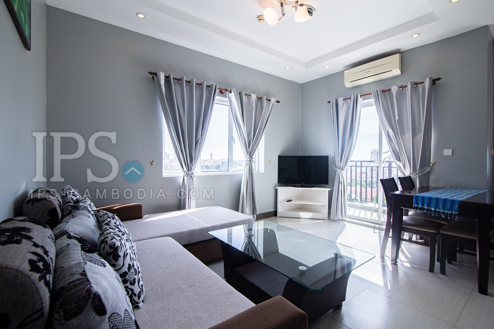 1 Bedroom Apartment in Psar Doeum Thkov
