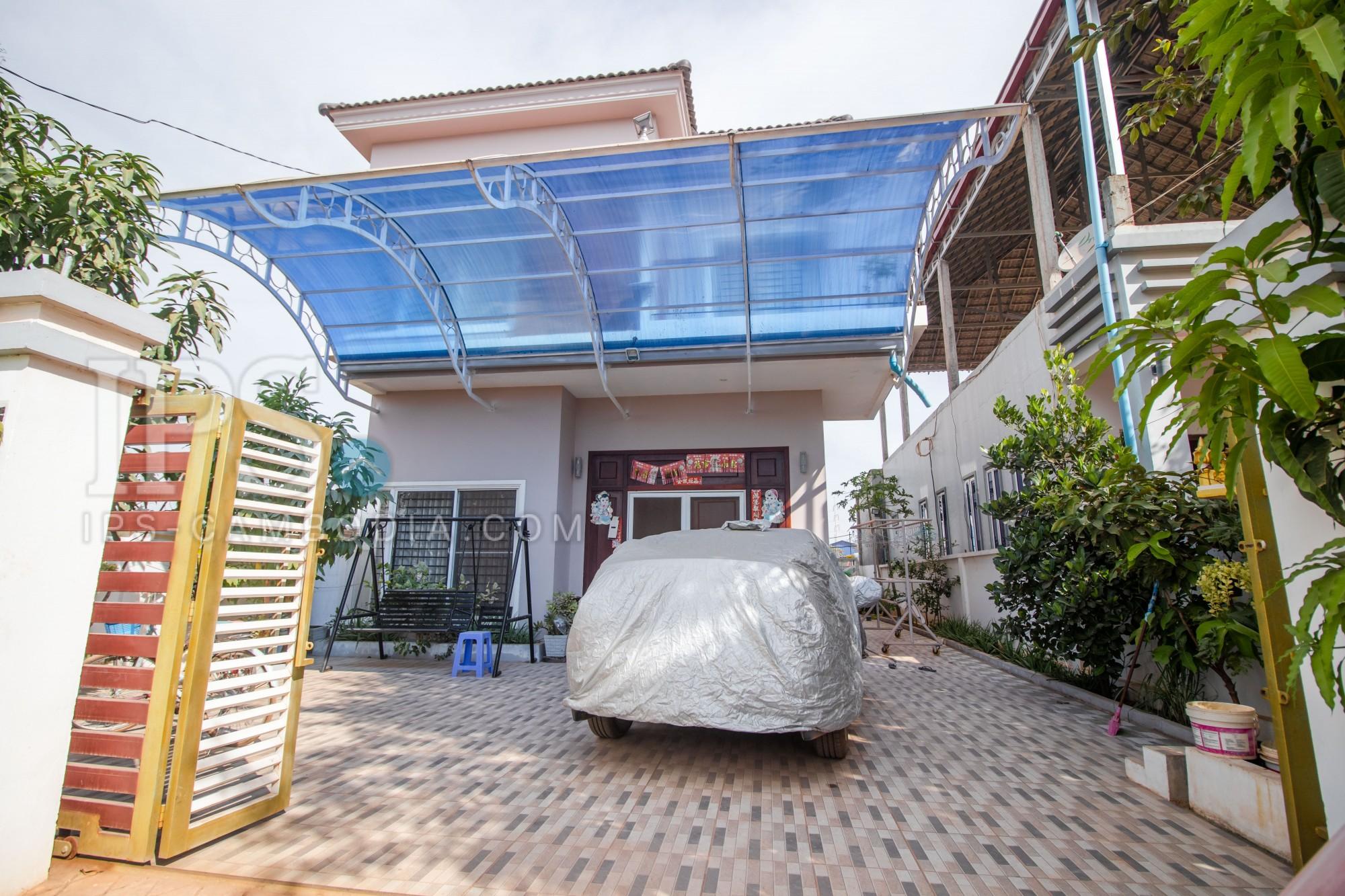 3 Bedroom Bungalow For Sale - Sangkat Siem Reap, Siem Reap