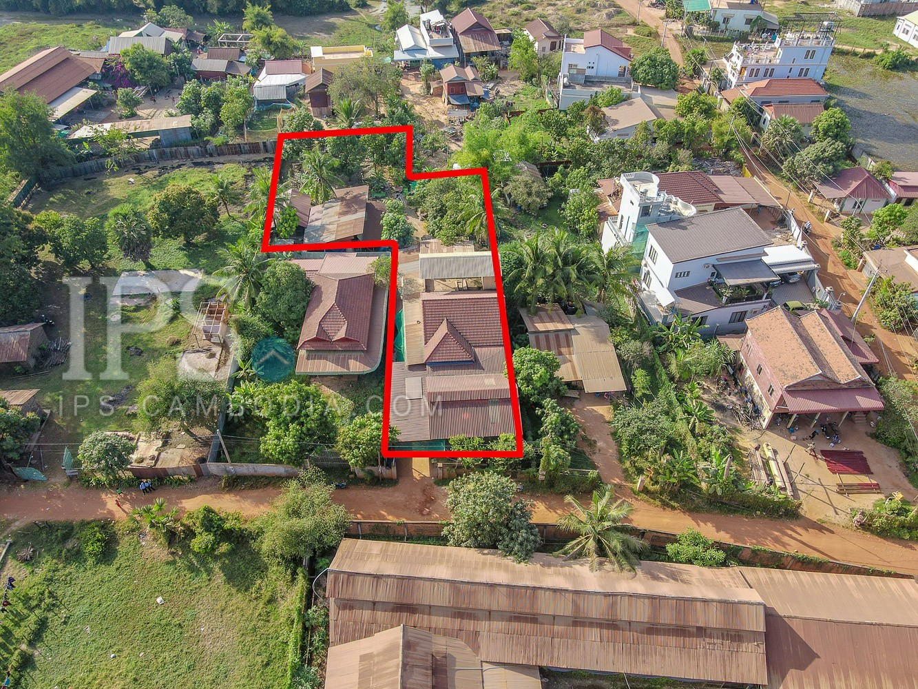 1453 Sqm Land For Sale - Sangkat Siem Reap, Siem Reap