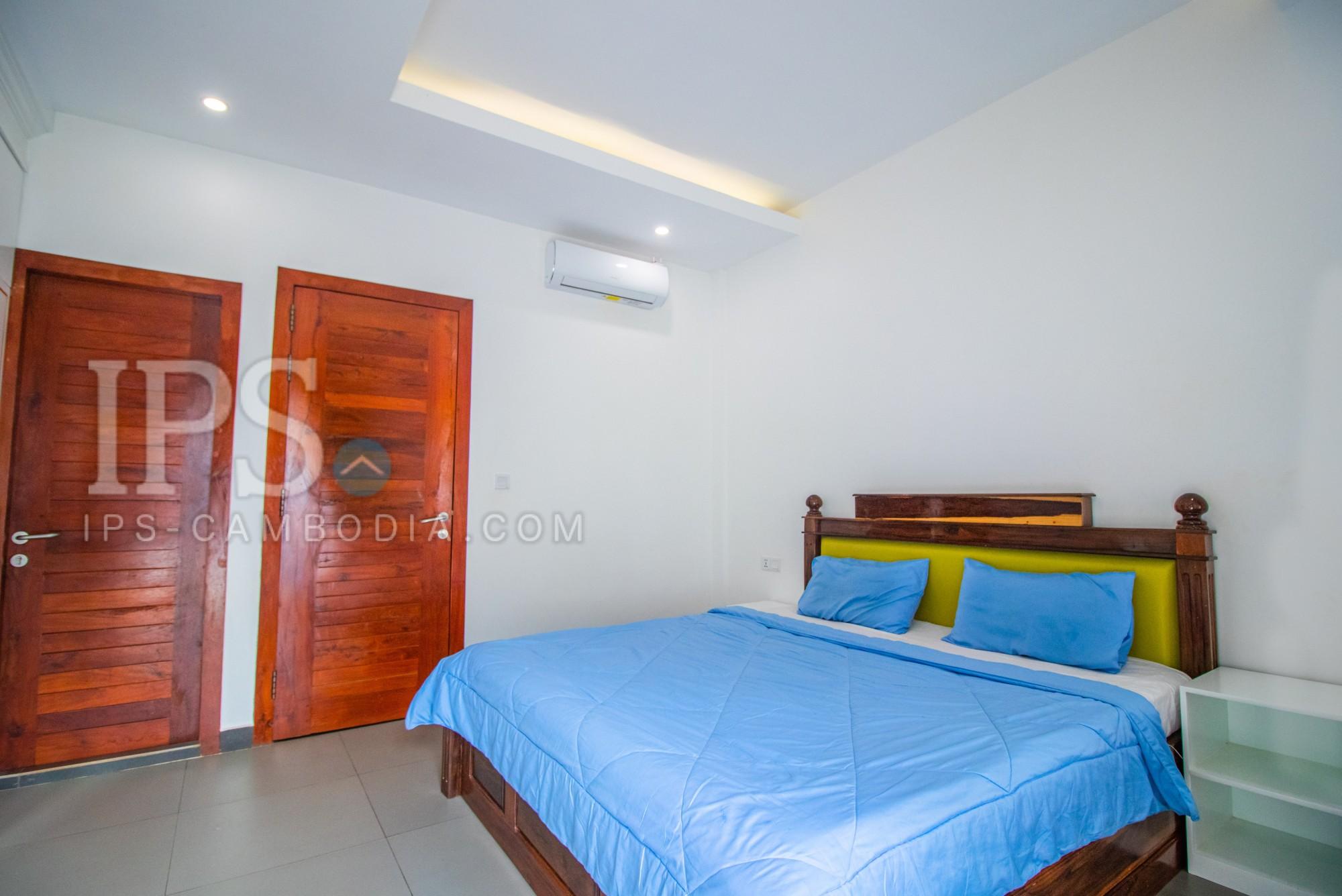 2 Bedroom Flat  For Rent - Sala Kamreuk, Siem Reap