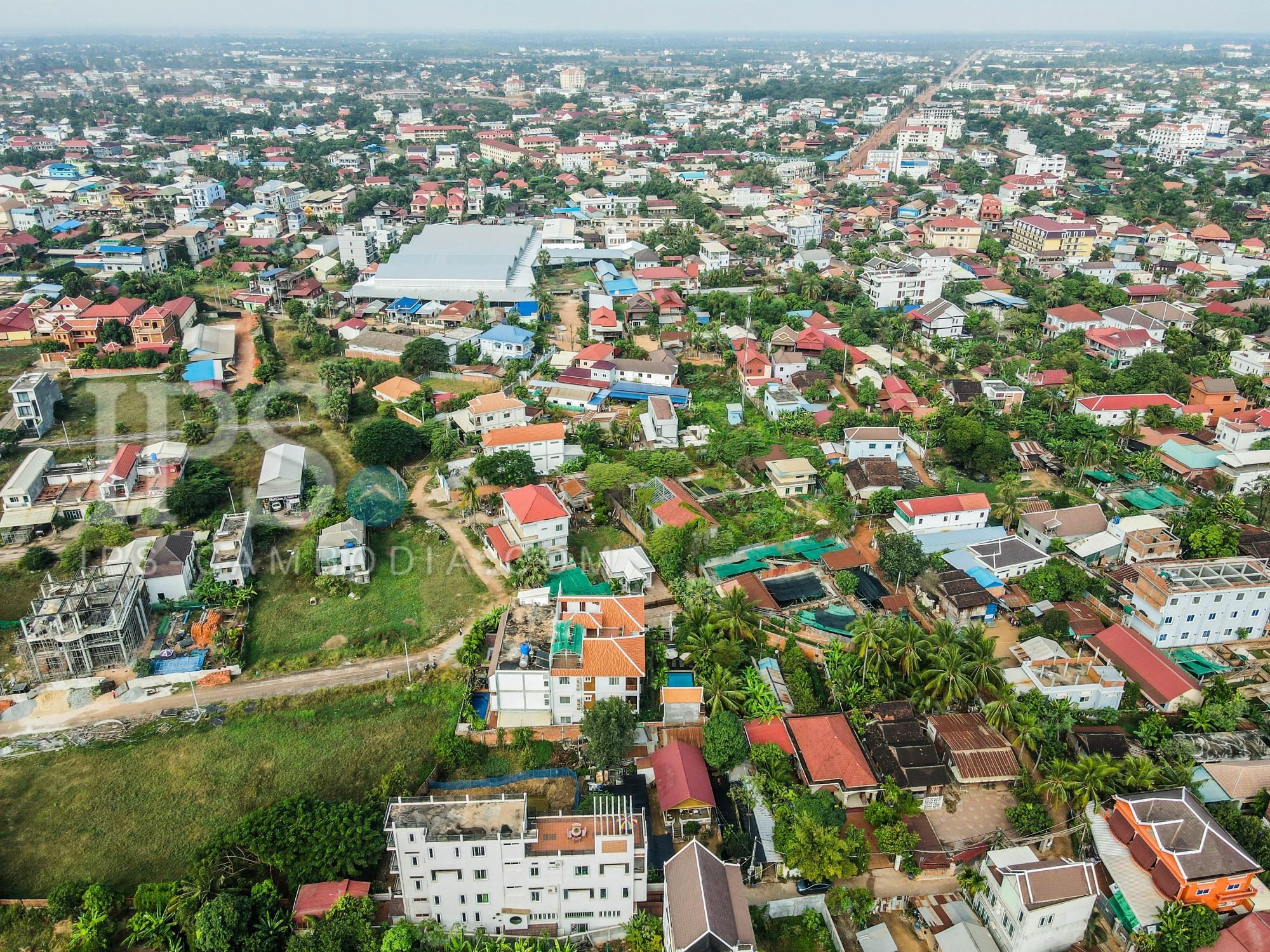 11 Bedroom Hotel For Sale - Sala Kamreuk, Siem Reap