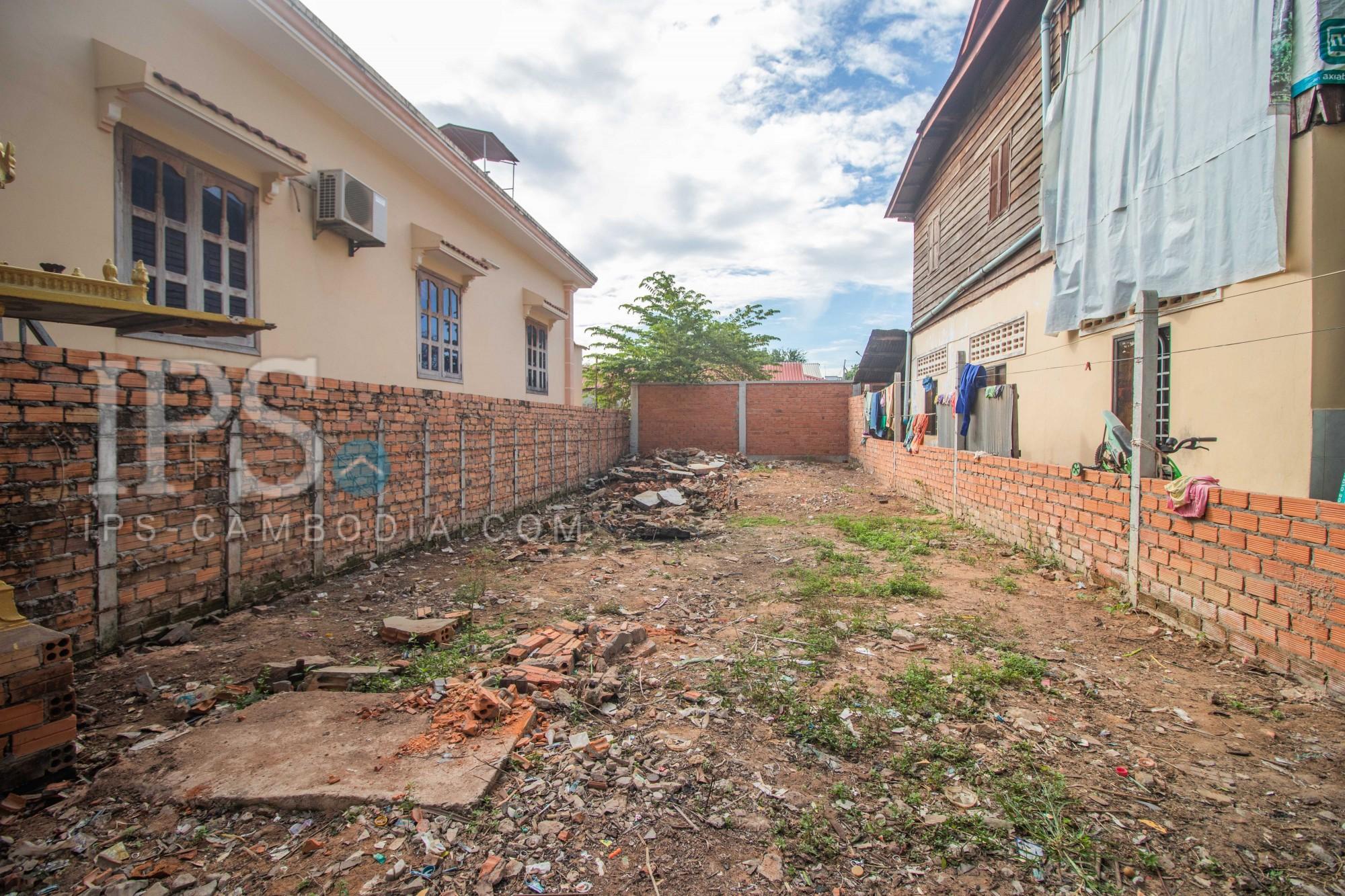 98 Sqm Residential Land For Sale - Wat Bo, Siem Reap
