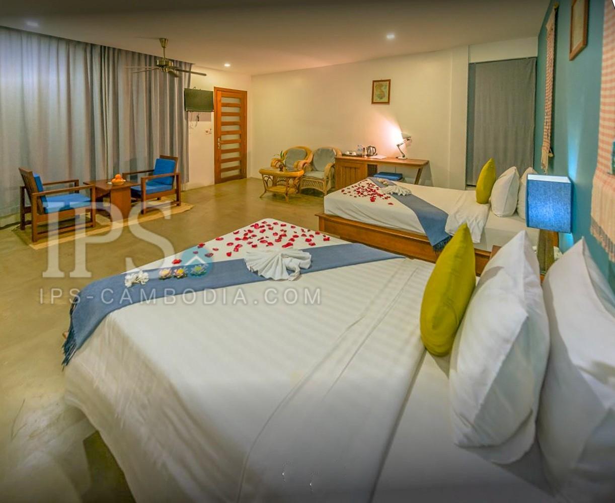 10 Bedroom Boutique Hotel For Sale - Sala Kamreuk, Siem Reap