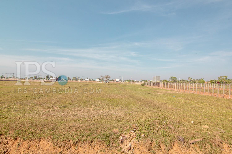 755 Sqm Residential Land For Sale - Chreav, Siem Reap