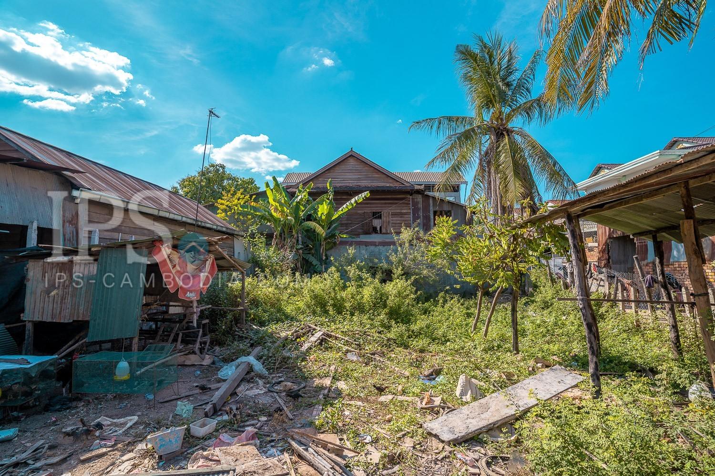 219 Sqm Residential Land For Sale - Slor Kram, Siem Reap