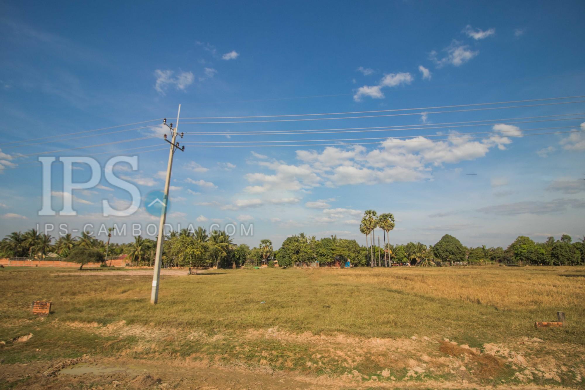 2437 Sqm Land For Sale - Sra Ngae, Siem Reap