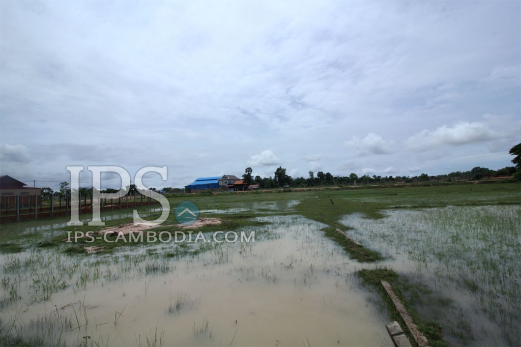 Land for Sale in Siem Reap - 2064 sqm.