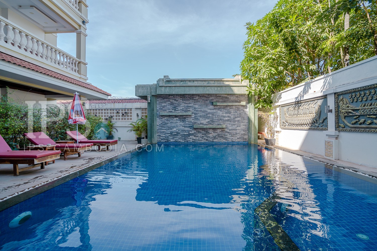1 Bedroom Apartment for Rent in Svay Dungkum