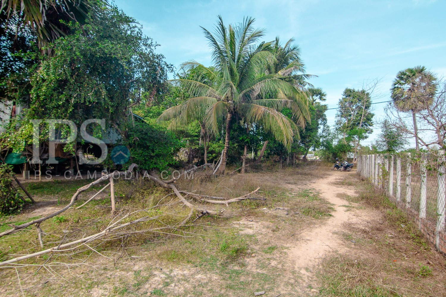 216 Sqm Residential Land For Sale - Sambour, Siem Reap