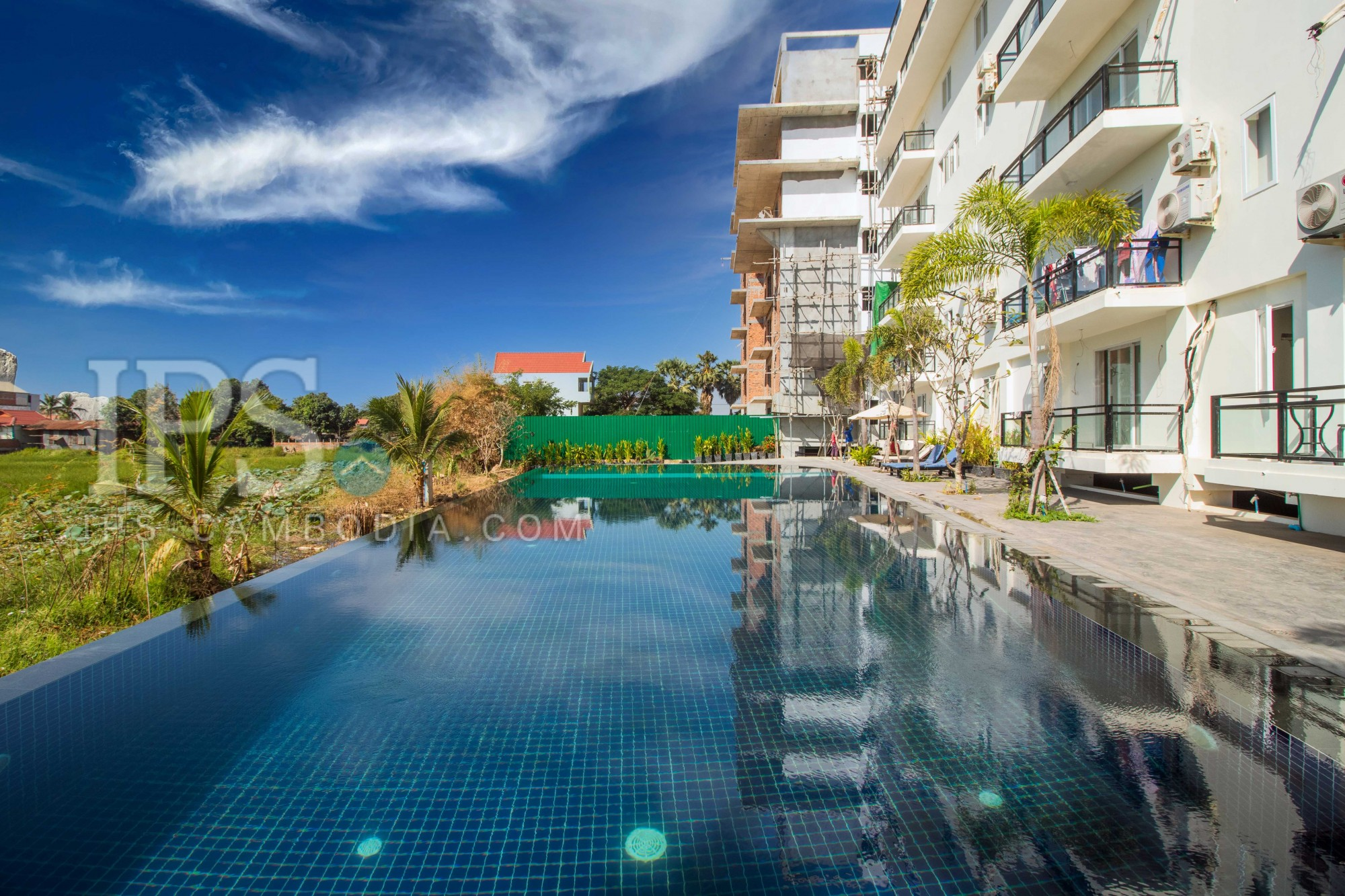 3 Bedroom Condo Unit For Sale - Svay Dangkum, Siem Reap