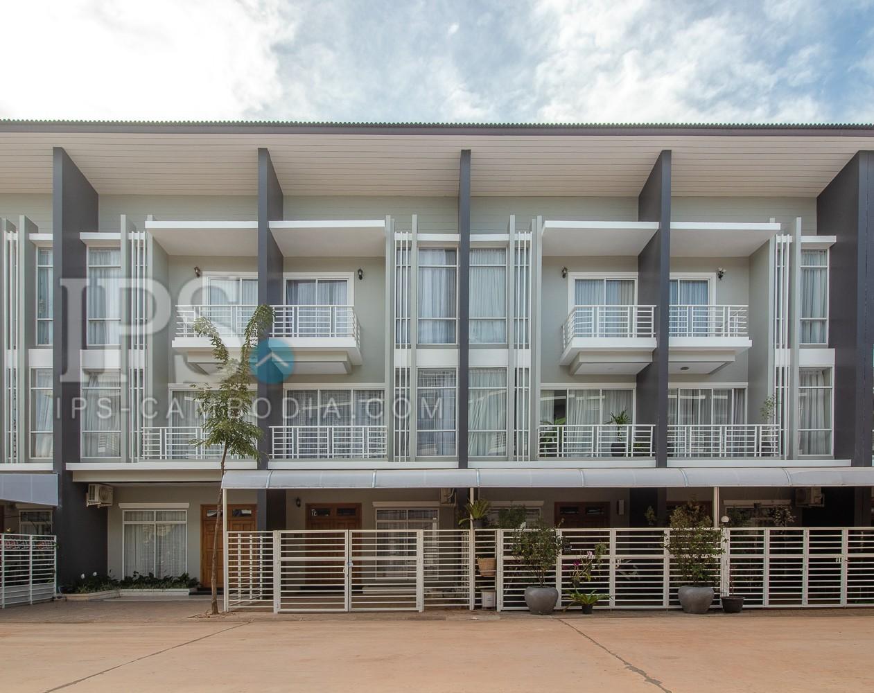 3 Bedroom Twin Villa For Sale - Svay Dangkum, Siem Reap