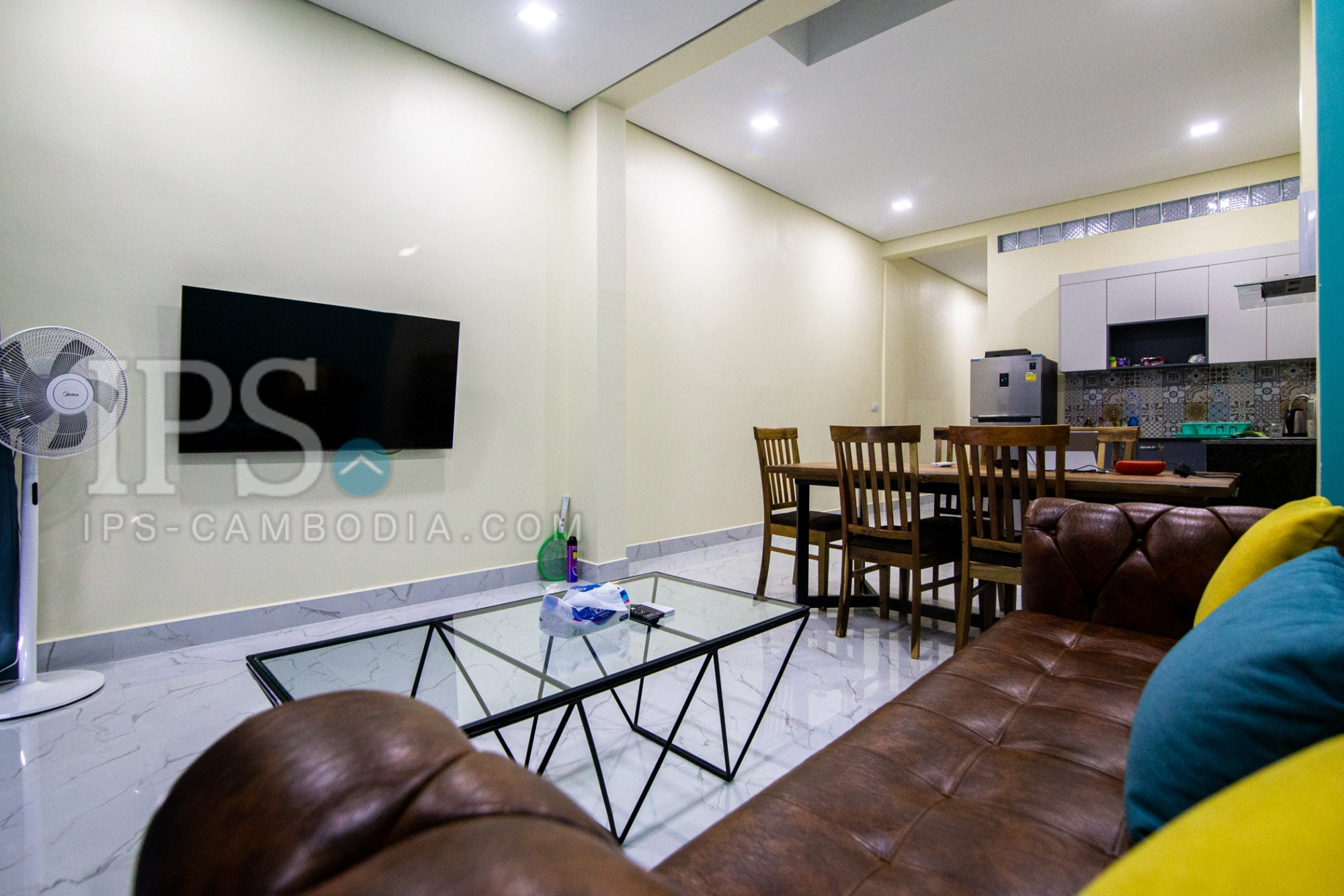 1 Bedroom Apartment For Rent - Wat Phnom, Daun Penh, Phnom Penh