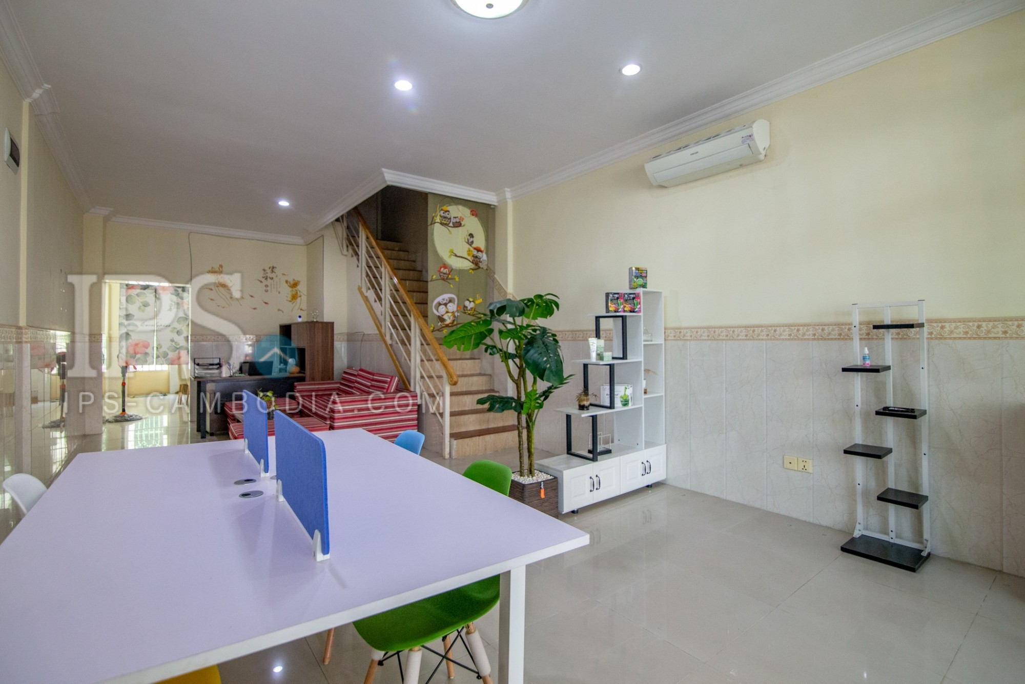 5 Bedroom Twin Villa For Rent  Stueng Meanchey, Khan Meanchey, Phnom Penh