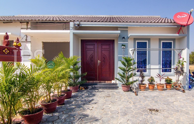 2 Bedroom House For Sale - Sambour, Siem Reap