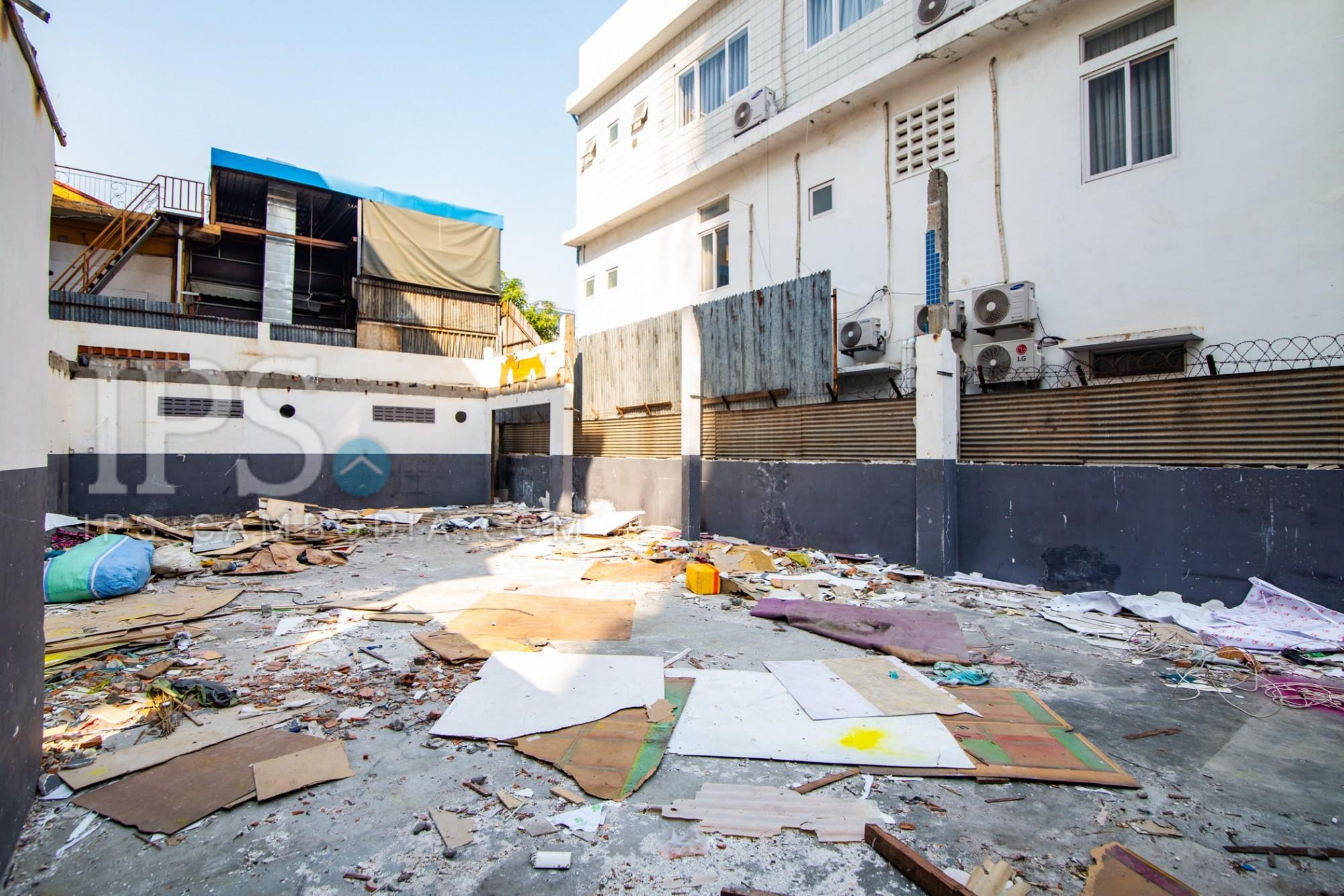 252 Sqm Land For Rent - Boeung Prolit, Phnom Penh