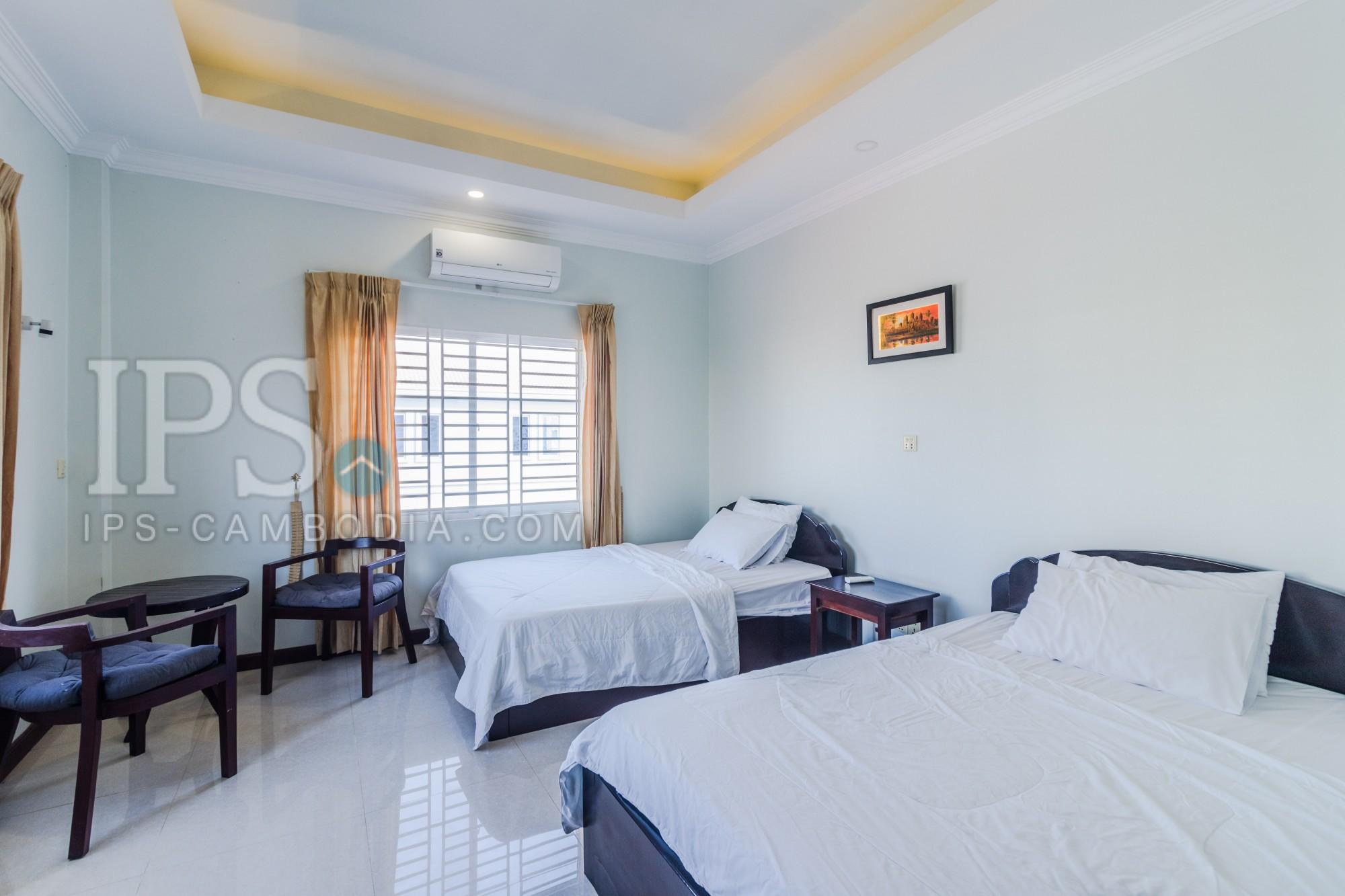 13 Bedroom Villa Hotel For Rent - Svay Dangkum, Siem Reap