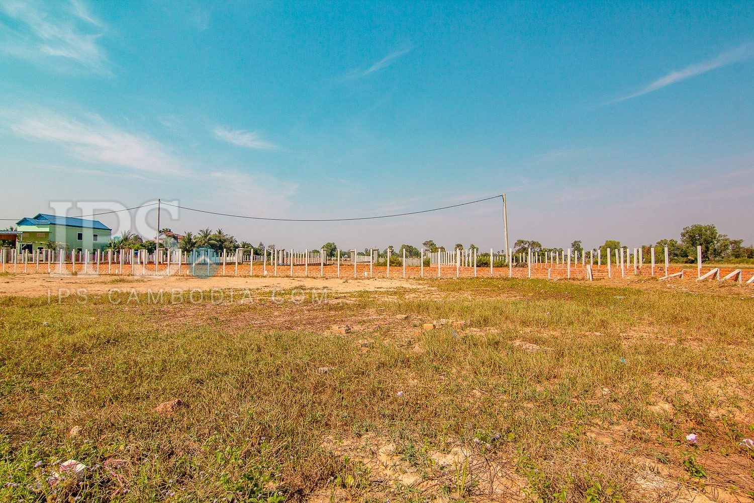120 Sqm Residential Land For Sale - Svay Thom, Siem Reap