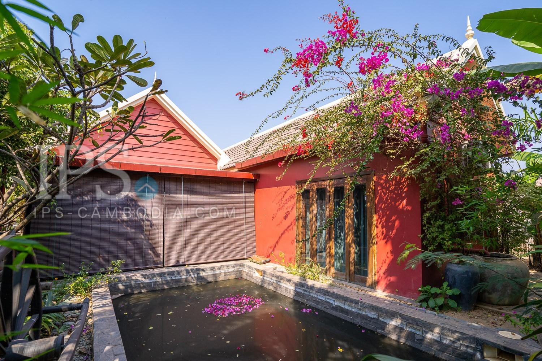 2 Bedroom Villa For Sale - Chreav, Siem Reap