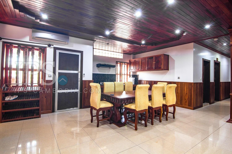 3 Bedroom Apartment For Rent - Kouk Chak, Siem Reap