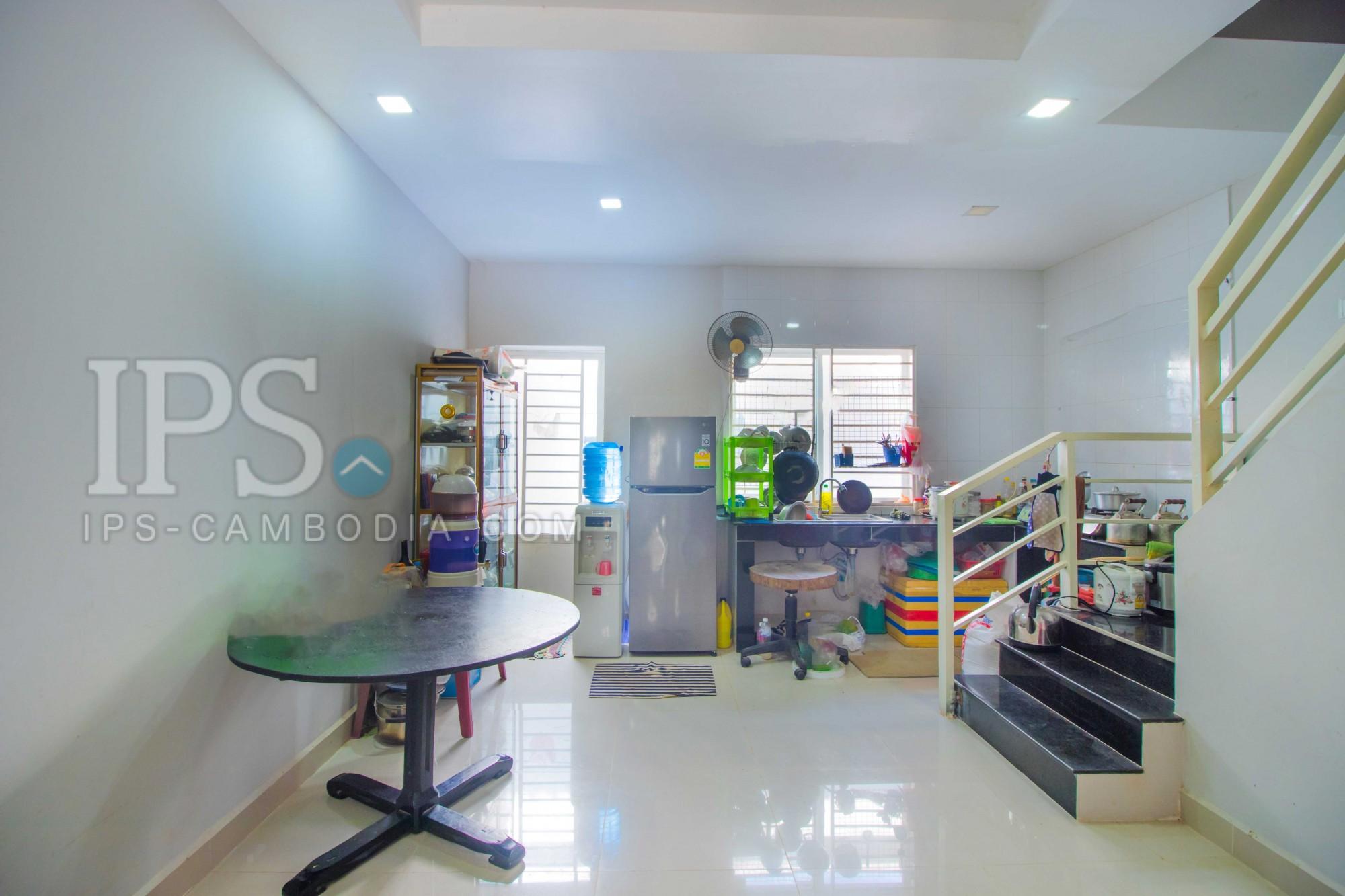 2 Bedroom Flat  For Sale - Kandaek, Siem Reap