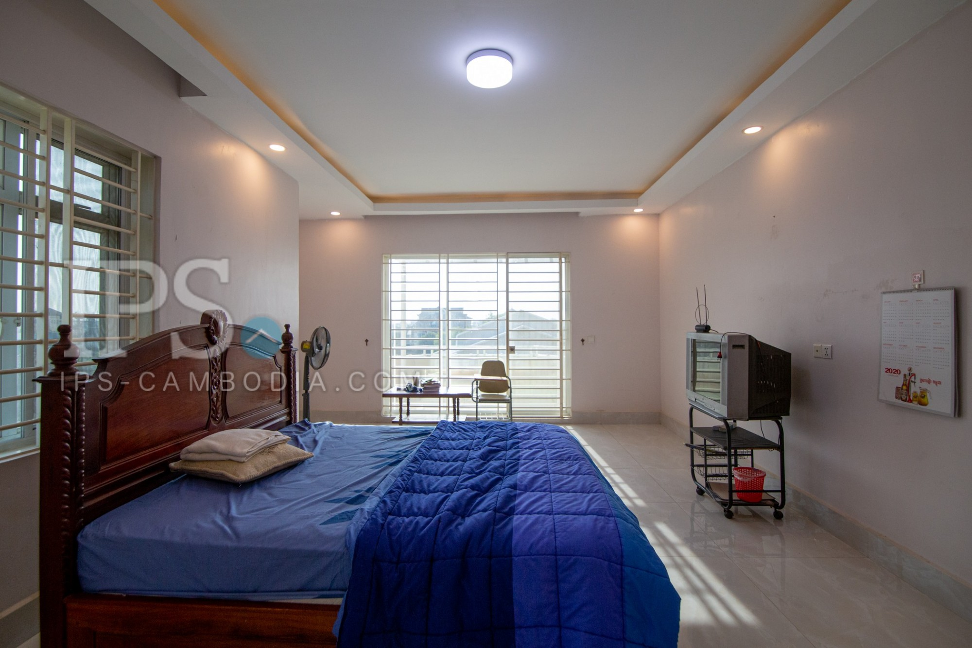 6 Bedroom Villa For Rent - Russey Keo, Phnom Penh