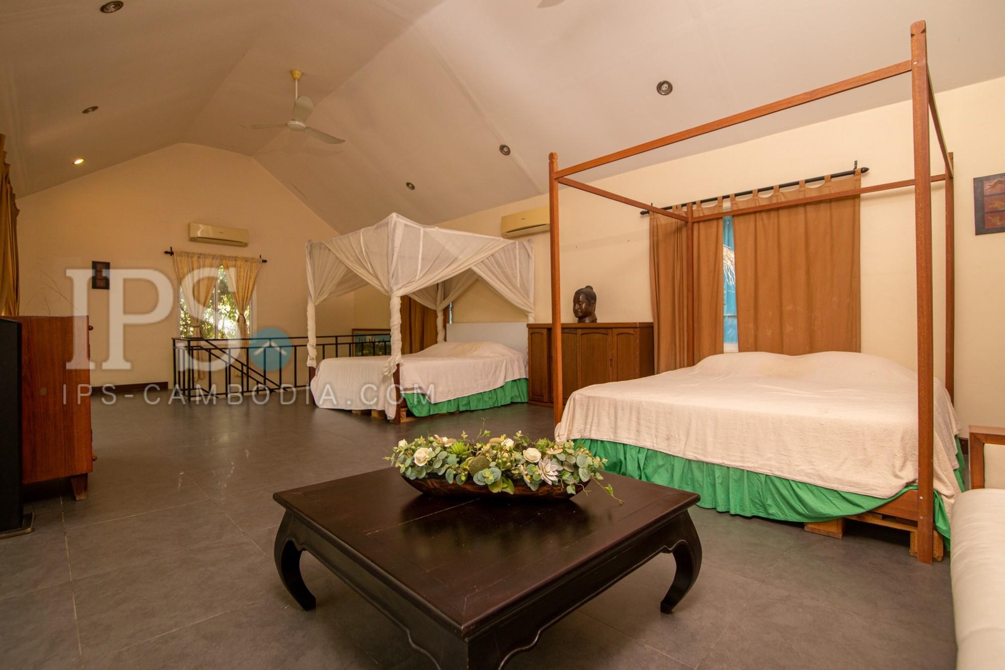 6  Bedroom Villa for Sale  - Teuk Thla, Phnom Penh