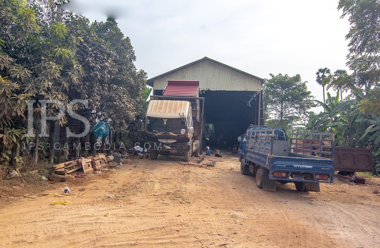 481 Sqm Residential Land For Sale - Chreav, Siem Reap