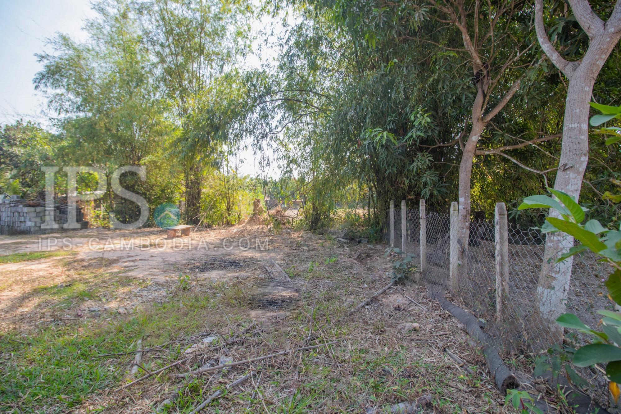 578 Sqm Land For Sale - Sambour, Siem Reap