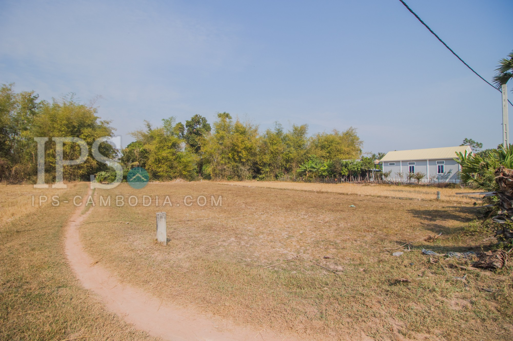966sqm Residential Land For Sale - Sambour, Siem Reap