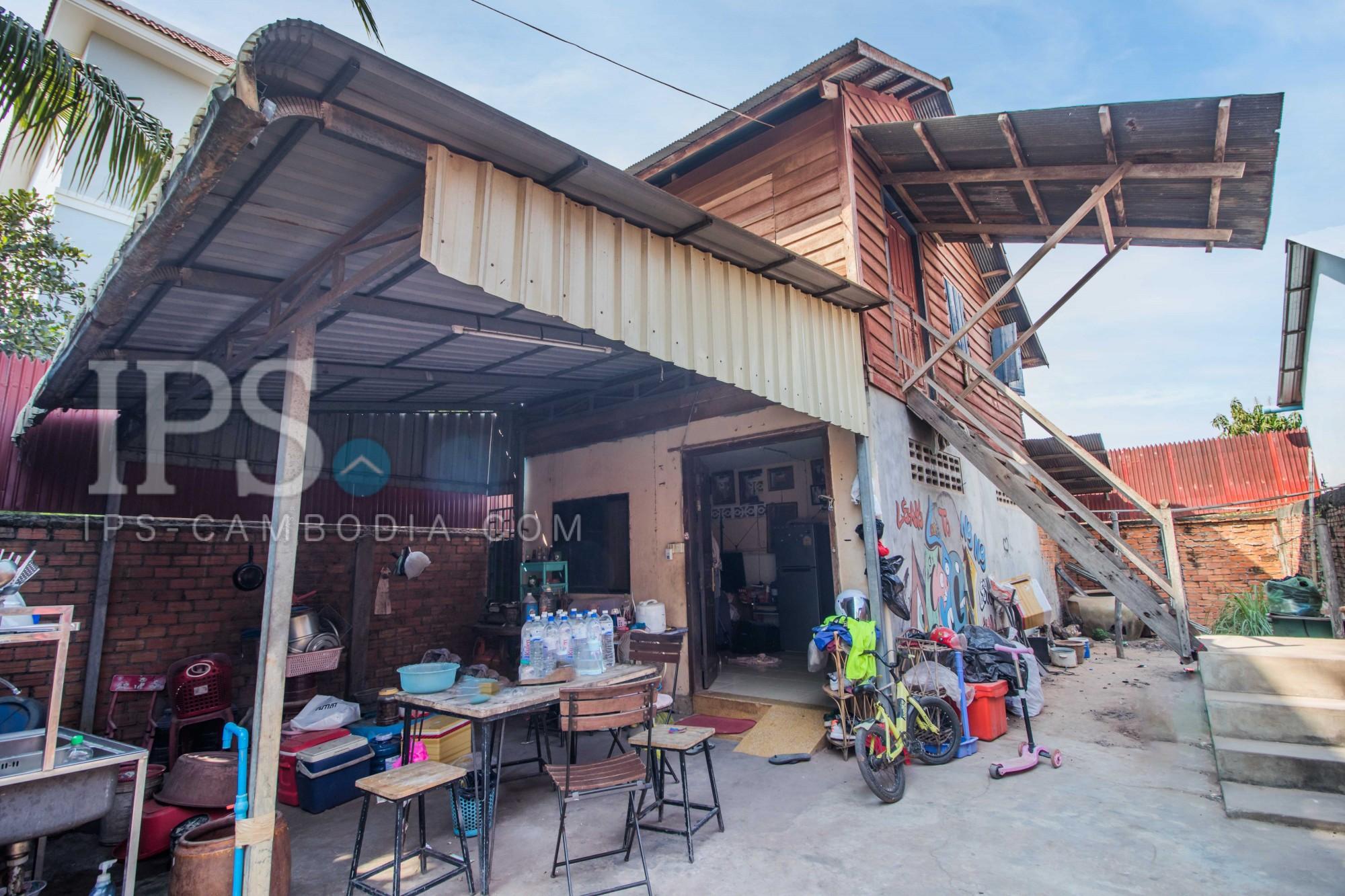 147 Sqm Residential Land For Sale - Sala Kamreuk, Siem Reap