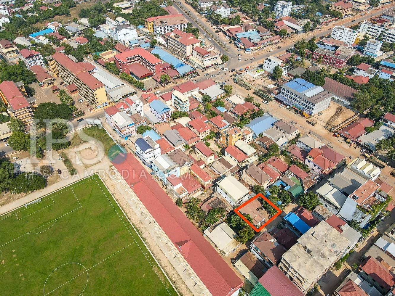 286 Sqm Land For Sale - Sala Kamreuk, Siem Reap
